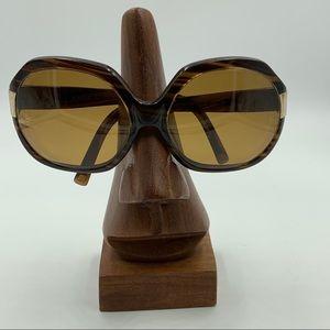 Anne Klein Oversized Butterfly Sunglasses Frames
